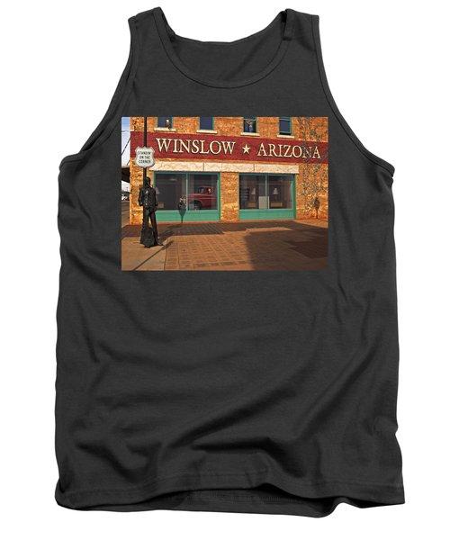 Winslow Arizona Tank Top