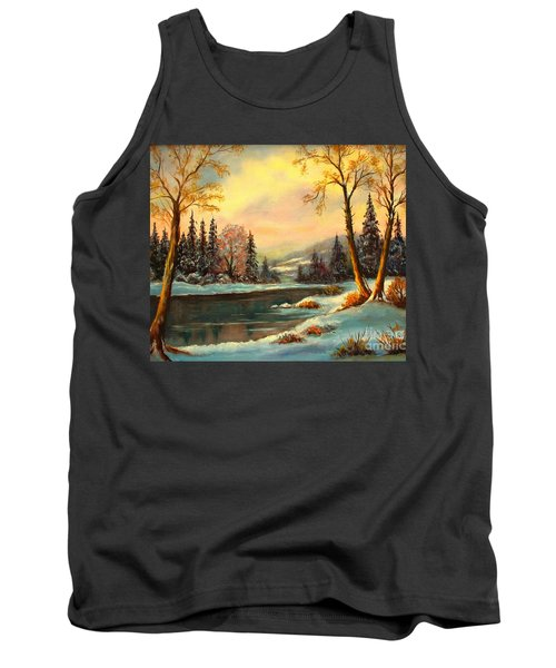 Winter Splendor Tank Top