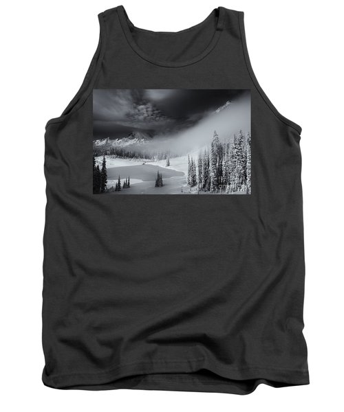 Winter Storm Clears Tank Top