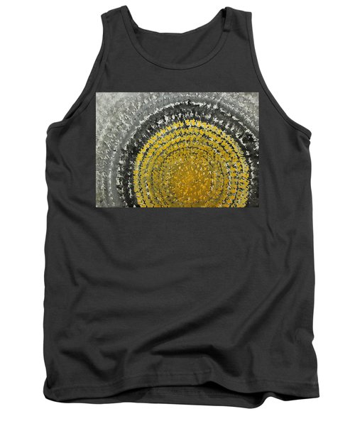 Winter Sun Original Painting Tank Top