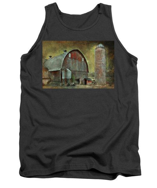 Wisconsin Barn - Series Tank Top