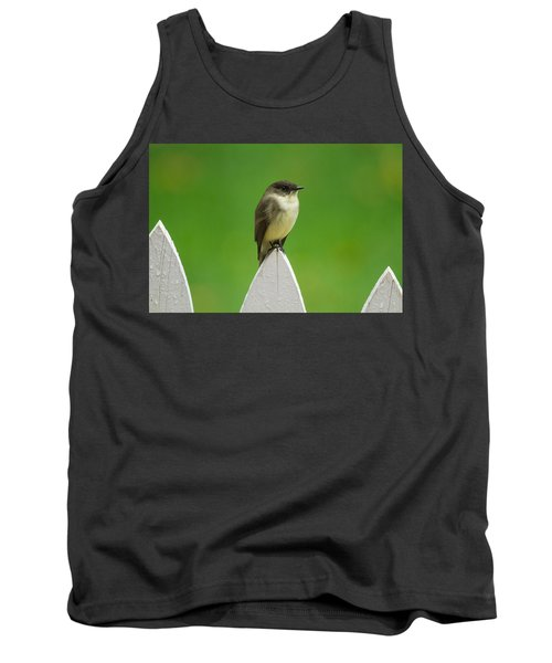 Tank Top featuring the photograph Wish I Was The Twitter Bird by Robert L Jackson