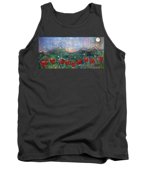 With Or Without You Tank Top
