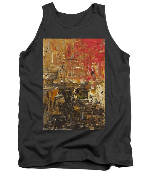 Wonders Of The World 2 Tank Top