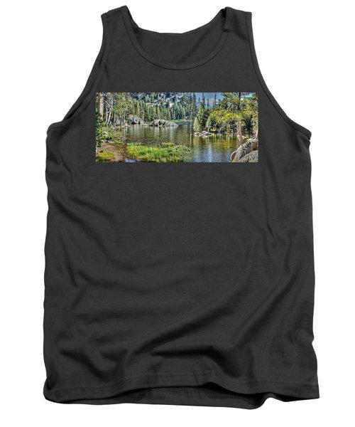 Woods Lake 2 Tank Top