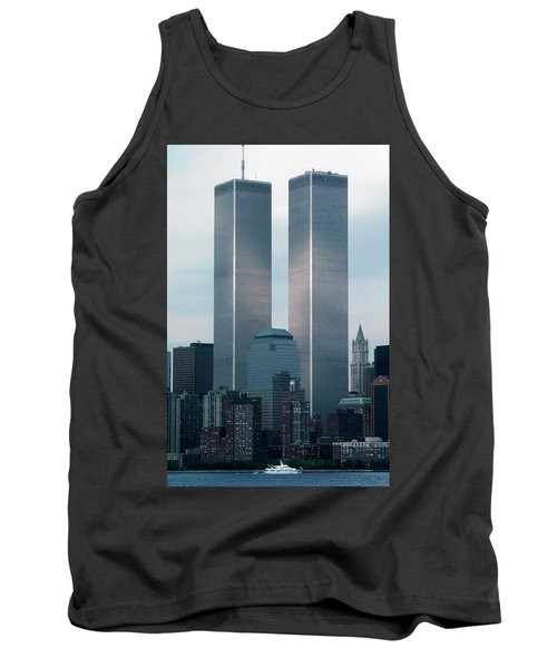World Trade Center Tank Top