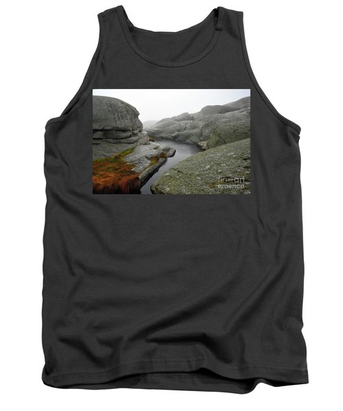 Tank Top featuring the photograph World's End 1 by Randi Grace Nilsberg