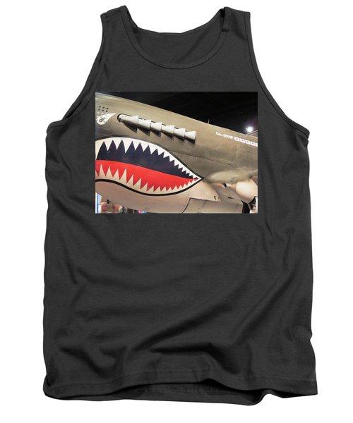 Wwii Shark Tank Top