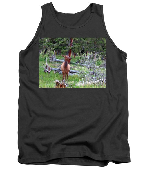 Yellowstone Moments. Doe Tank Top