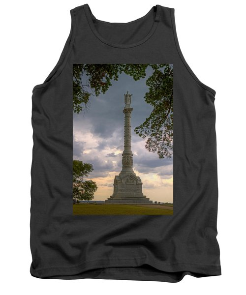 Yorktown Victory Monument Tank Top