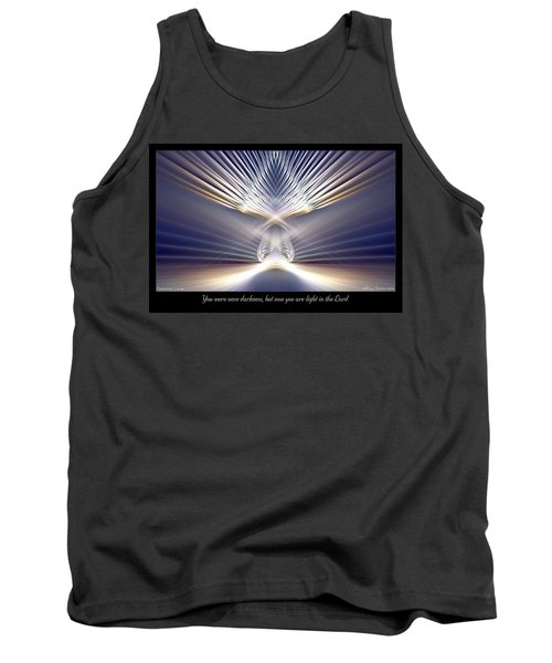 You Are Light Tank Top