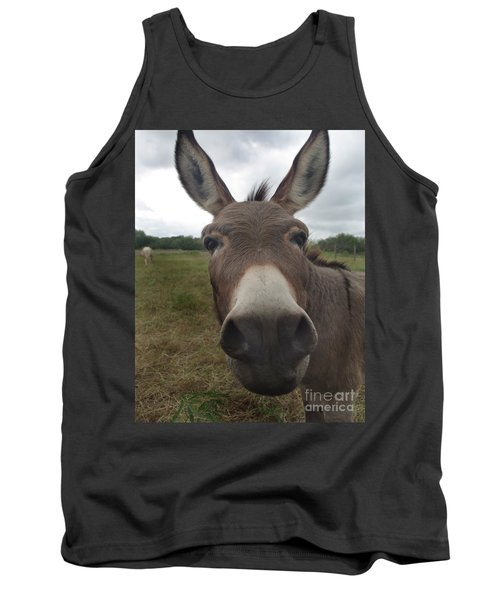You Looking At My Woman Tank Top by Peter Piatt