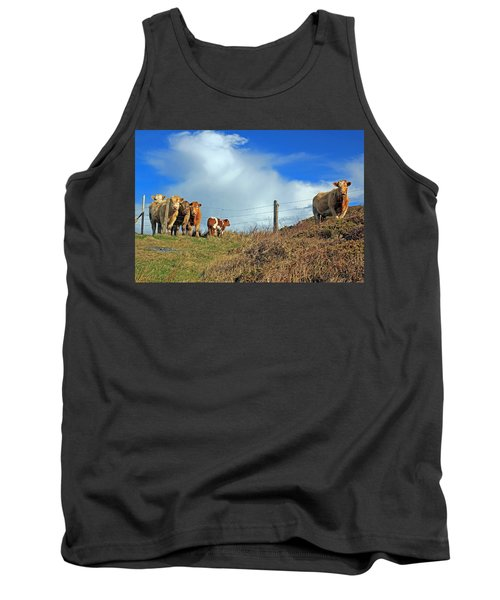 Youth In Defiance Tank Top