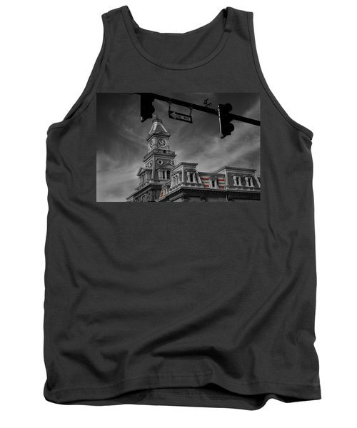 Zanesville Oh Courthouse Tank Top