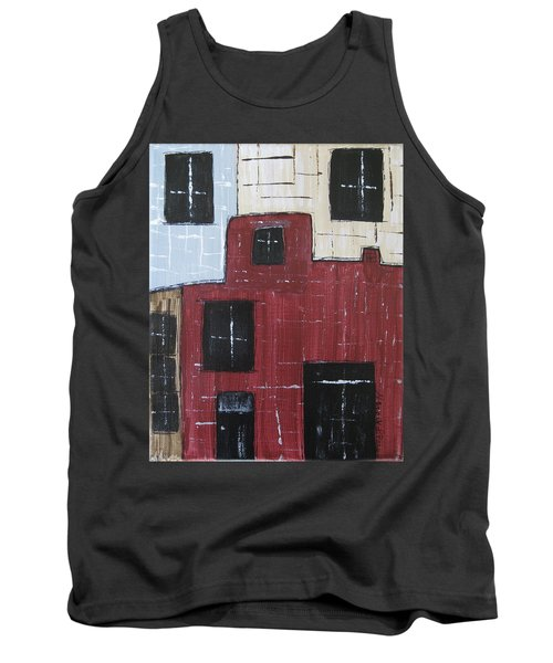 Eureka Springs Arkansas #1 Tank Top