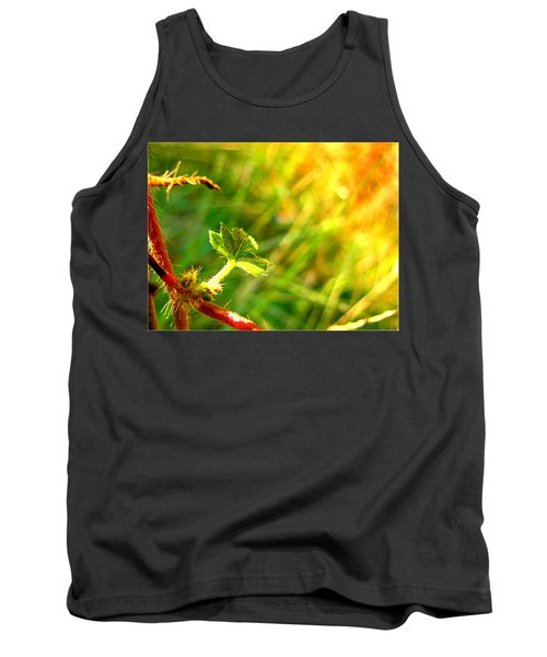Tank Top featuring the photograph A New Morning by Debbie Portwood