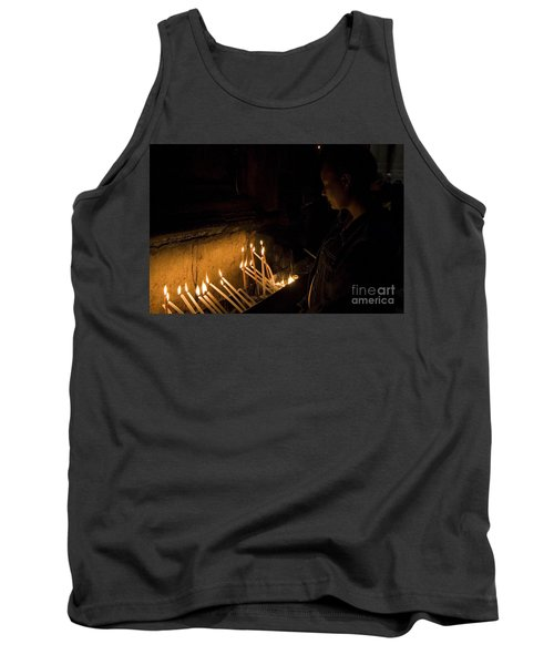 Church Of The Holy Sepulchre Tank Top
