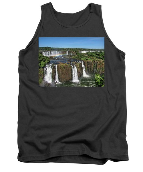Iguazu Falls Tank Top by David Gleeson