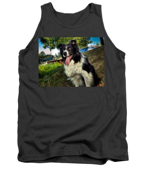 My Best Friend Tank Top