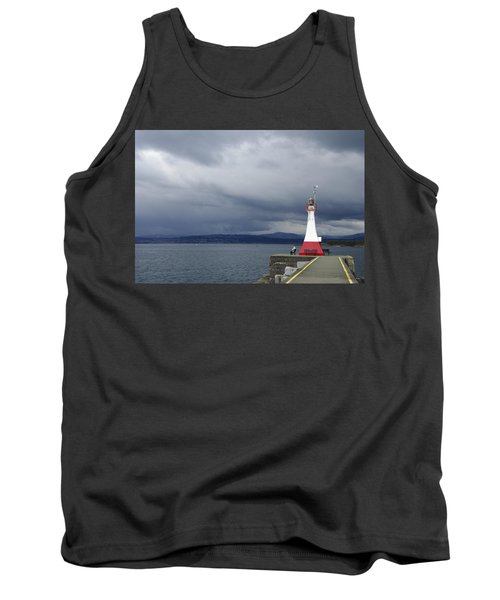 Tank Top featuring the photograph Stormwatch by Marilyn Wilson