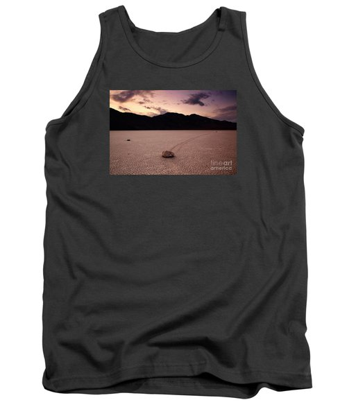 Tank Top featuring the photograph The Racetrack by Keith Kapple