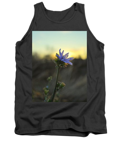 Thistle Tank Top by Wayne King