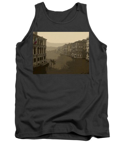 Tank Top featuring the photograph Venice by David Gleeson