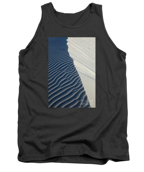 Tank Top featuring the photograph White Sands by Keith Kapple