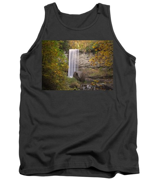 Waterfall Tank Top by David Troxel