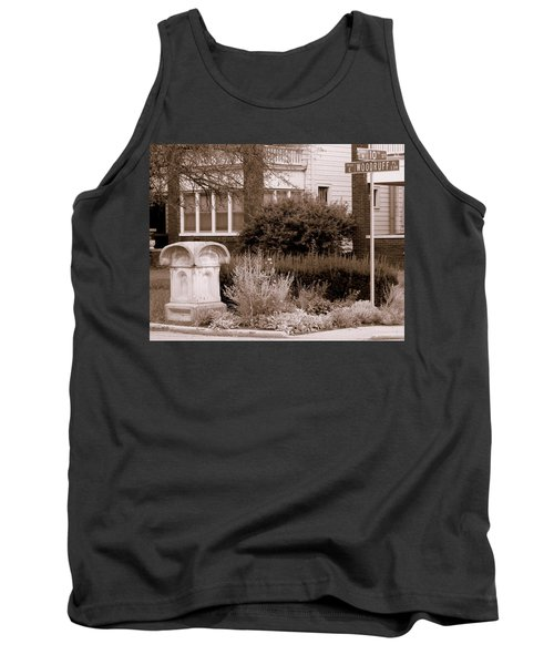 10th And Woodruff Tank Top
