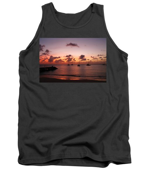 Sunset Tank Top by Catie Canetti
