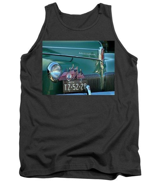 1941 Studebaker Tank Top