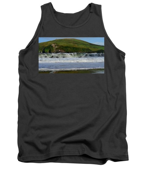 Beenbane Beach Tank Top by Barbara Walsh