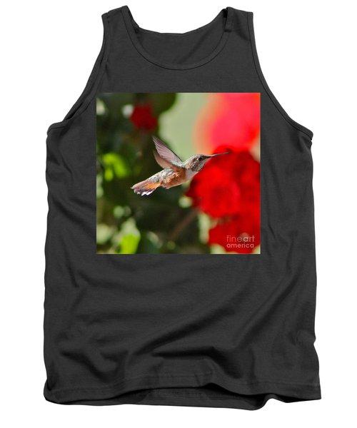 Hummingbird 3 Tank Top