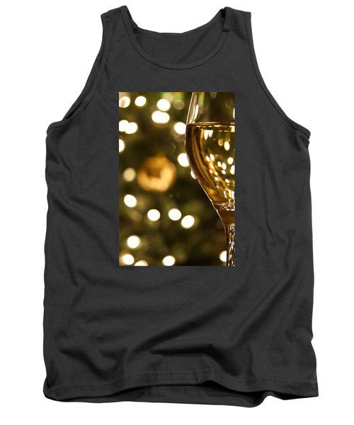 A Drink By The Tree Tank Top