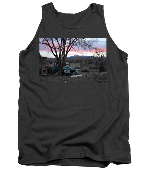 A Life's Story Tank Top