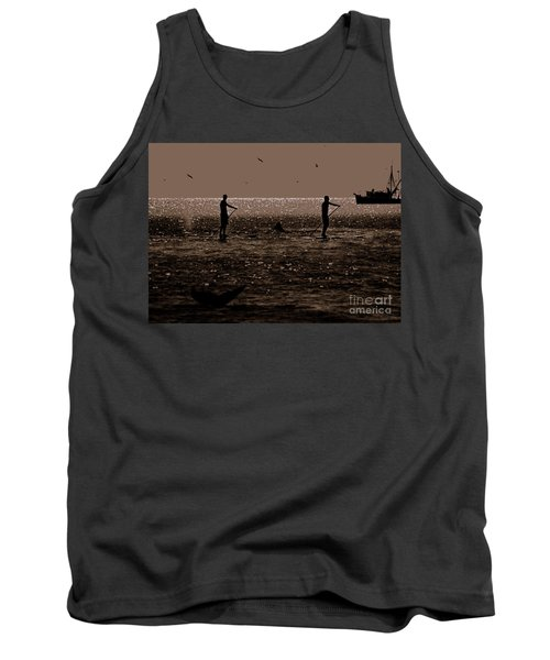 A Lot Goin' On Tank Top by Lydia Holly
