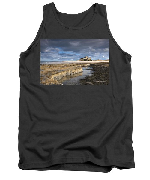 A View Of Bamburgh Castle Bamburgh Tank Top