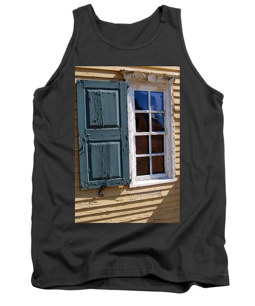 A Window Into The Past Wipp Tank Top