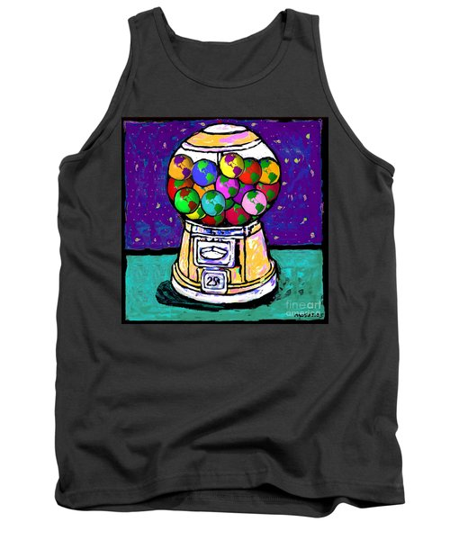 A World Of Gumballs Tank Top