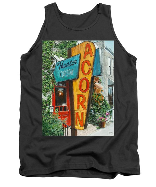 Acorn Theater Tank Top