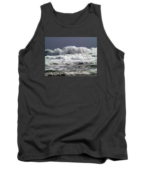 Aftermath Of A Storm Iv Tank Top by Patricia Griffin Brett