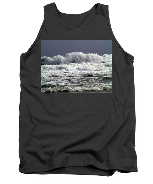 Aftermath Of A Storm Iv Tank Top