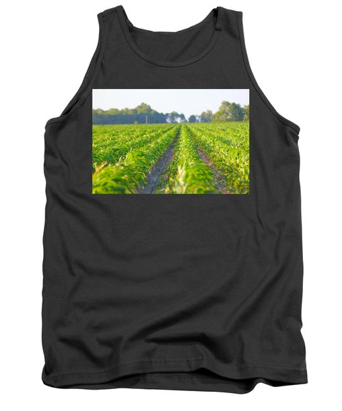 Agriculture- Corn 1 Tank Top