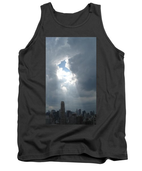 Ahhhh Tank Top by Catie Canetti