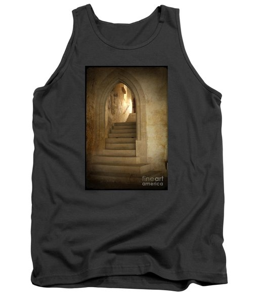 All Experience Is An Arch Tank Top