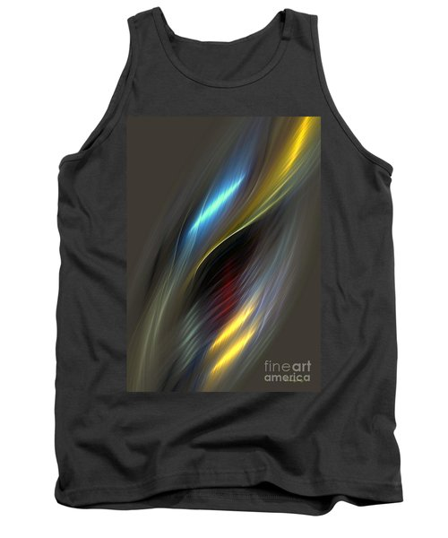 Alluring Colors Tank Top by Greg Moores
