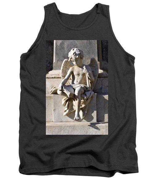 Angel Of Baroque Tank Top
