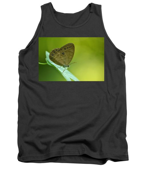Appalachian Brown Tank Top