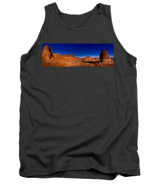 Arches National Park Tank Top by Larry Carr